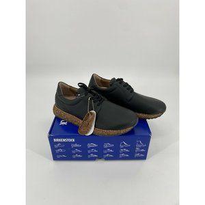 Birkenstock Wrigley Leather Unisex Shoes Size 42 L